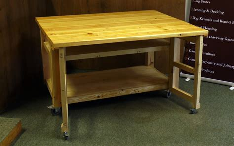 Fabric Cutting Table by Fabric Cutting Table The Wooden Workshop Oakford