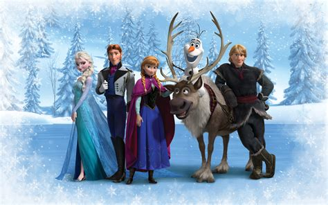 download wallpaper frozen gratis frozen wallpaper olaf and sven images desktop images