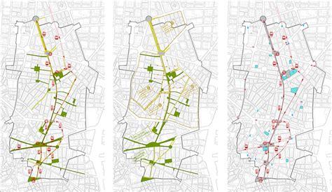 urban layout definition urban plan for the fuencarral axis ecosistema urbano