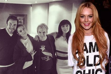 Lindsay Lohan Working On New Album by Lindsay Lohan And Duran Duran Team Up To Record A Song For