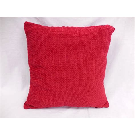 red couch cushions jacquard red sofa cushion 2 for 163 10 buy online at qd