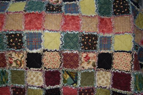 Quilts Photos by Irving Here S A Great Rag Quilt