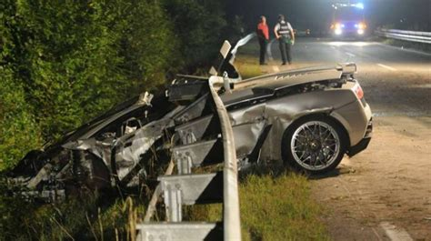 fatal lamborghini fatal lamborghini gallardo crash in germany