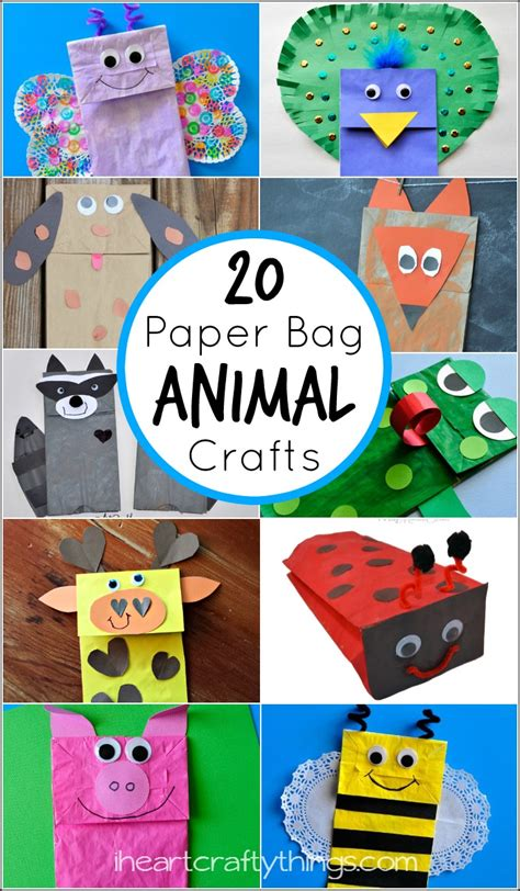 Paper Bag Arts And Crafts For - 12 colorful snail crafts for i crafty things