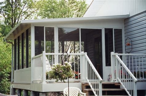 Three Season Porch Plans Sunroom Kits Diy
