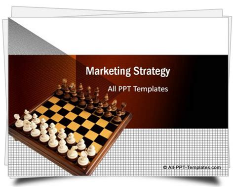 PowerPoint Marketing Plan Template