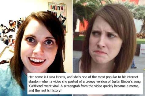 Amber Stratton Meme - la historia real de las caras protagonistas de los memes
