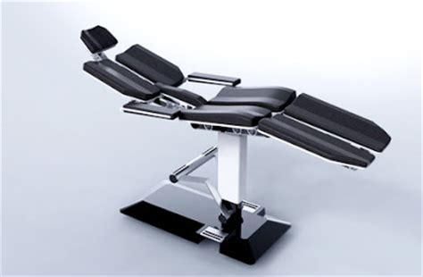 Ink Chair by Hairstyles For Bald Guys
