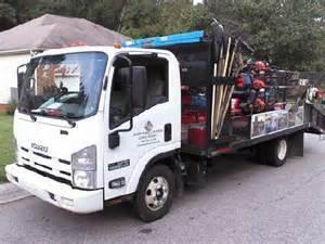 Isuzu Lawn Truck Isuzu Npr Landscape Truck Mitula Cars