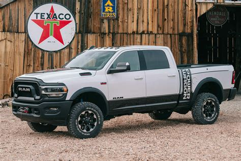 2019 Dodge Power Wagon by 2019 Ram 2500 Power Wagon Review Gear Patrol