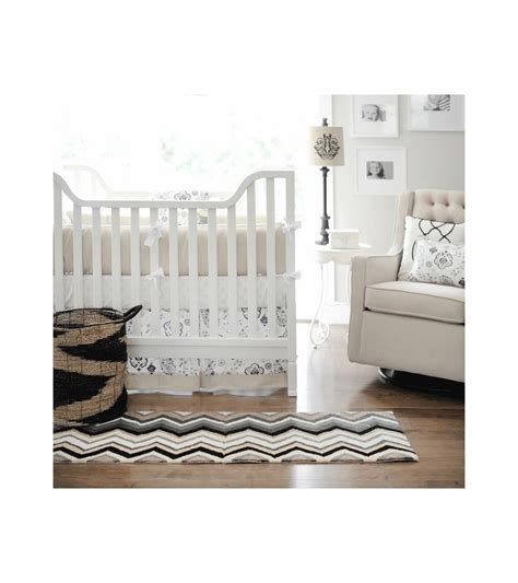 new arrivals penelope in wheat 3 baby crib bedding set