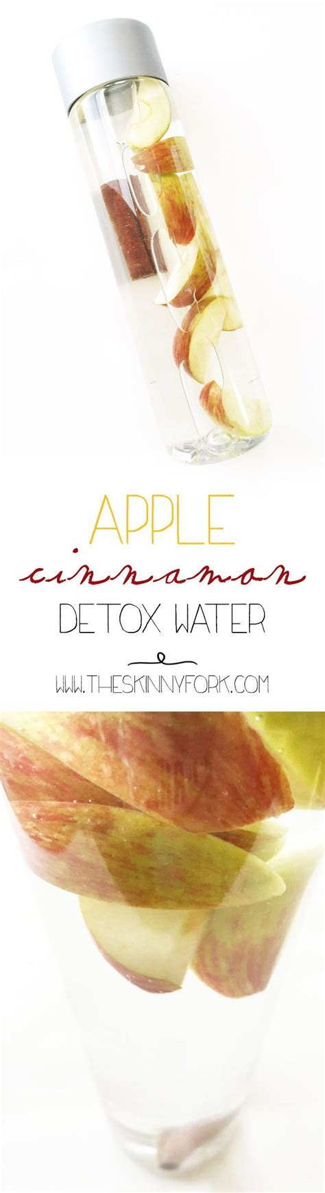 Do You To Put Cinnamon In Detox by 1000 Ideas About Detox Waters On Water