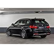 BMW F31 3 Series On VMR 706 Gunmetal Wheels