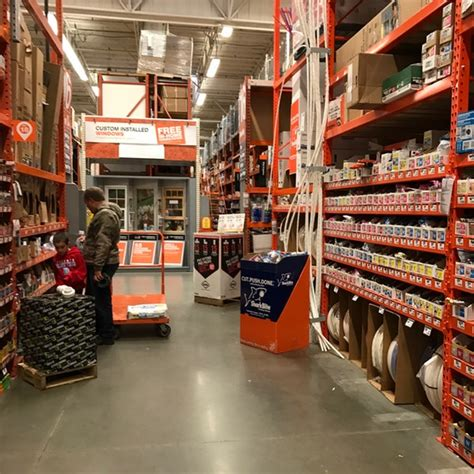 the home depot 5 tips