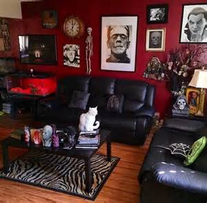 Punk Home Decor by 13 Dramatic Gothic Room Design Ideas Home Design And