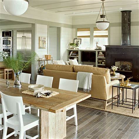 Coastal Dining Room Concept Living Room