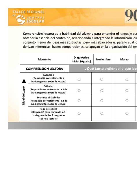 boletas de primaria 2014 2015 boleta 3c2b0 grado primaria 2012 formato de boletas para