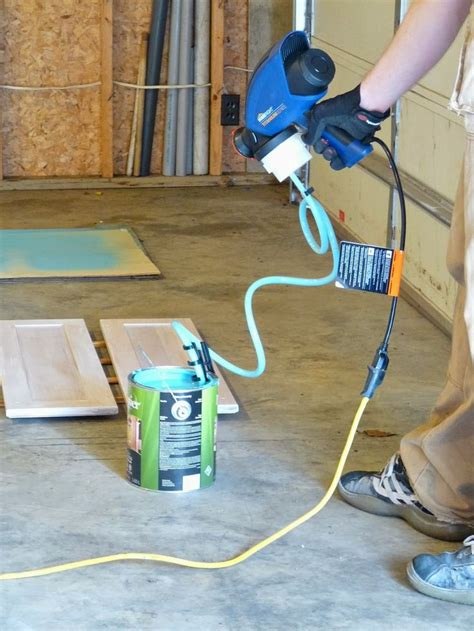 Paint Sprayer For Kitchen Cabinets by 81 Best Images About Paint Sprayer Project Ideas On