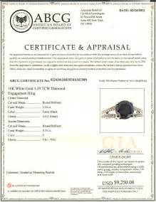 jewelry appraisal form template jcrs jewelry insurance issues