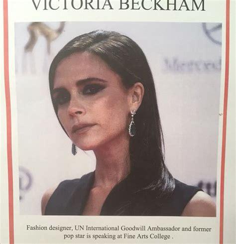 romeo beckham secondary school brooklyn beckham pays tribute to really cool mum