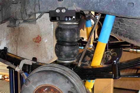 Toyota Hilux Airbag Suspension Toyota Hilux Airbag Suspension 4x4 Airbags