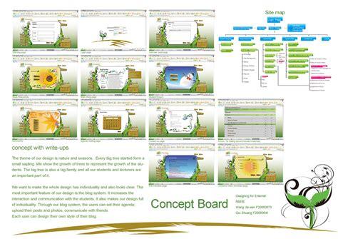 Online Floor Plan Design another space of web design concept board