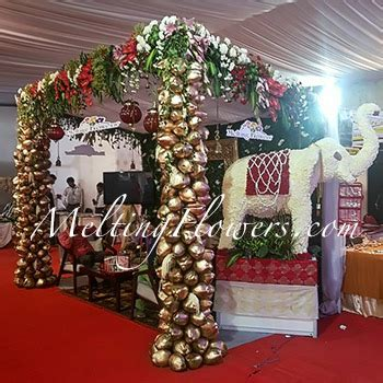 Wedding Flower Decoration Pictures by Flower Decoration Pictures Floral Designers Flower