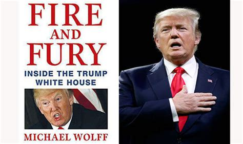 donald trump biography review fire and fury inside the trump white house review an