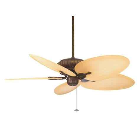 naples outdoor ceiling fan in aged bronze with all weather