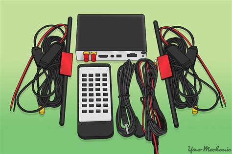 how to install tv in car how to install a tv tuner in your car yourmechanic advice