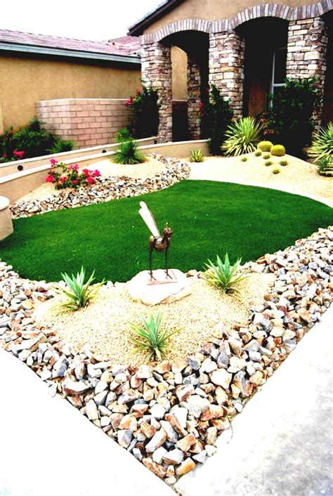 garden design ideas low maintenance photo for landscaping front of part 14 chsbahrain