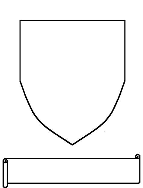 shield template pdf coat of arms template doliquid