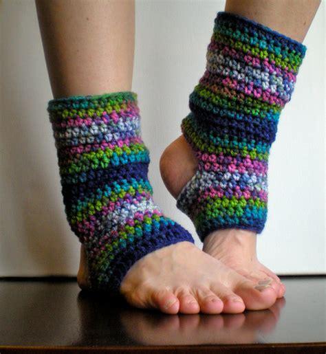 yoga socks pattern crochet pattern short warmers easy crochet pdf leg warmers yoga