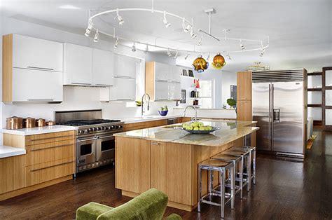 Kitchen Chicago by Wrigleyville Residence Midcentury Kitchen Chicago