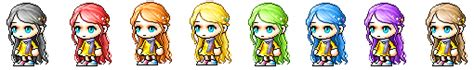 maplestory prince ponytail gms royal coupons available royal hair during early