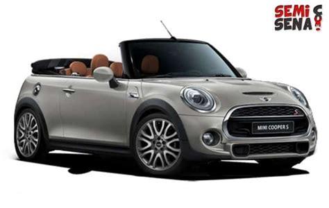Harga Mini Cooper harga mini cooper s cabrio review spesifikasi gambar