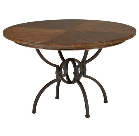rubbed bronze dining table hilda modern bronze walnut pedestal dining table