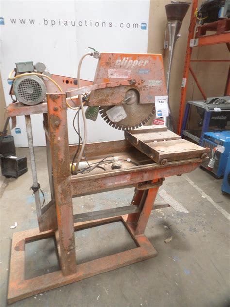 major saw bench norton clipper major edw 027606 masonry saw bench