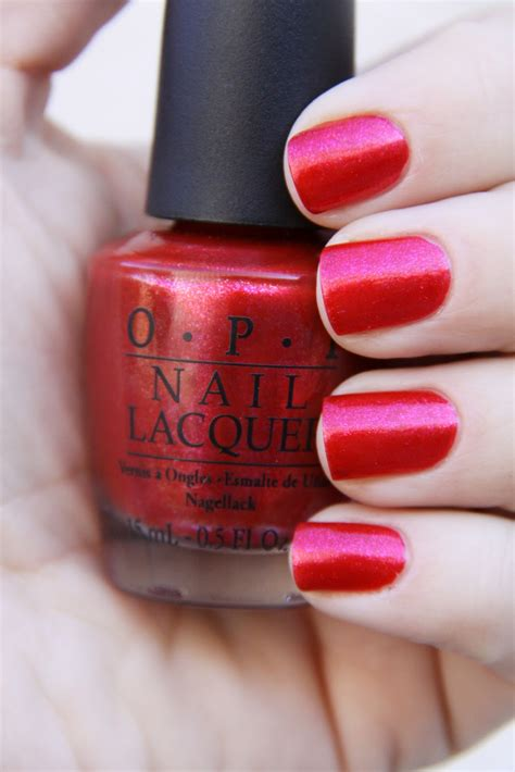 Opi Animal Istic nails by catharina opi animal istic