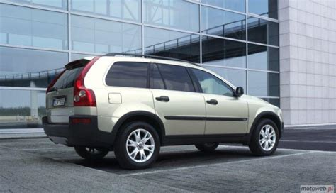 white volvo xc  side suv picture pictures  cars