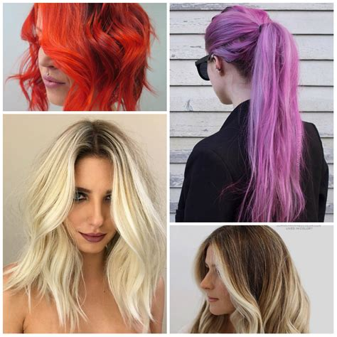 all of the 2017 hair hair color trends 2017 new hair color ideas trends for