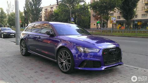Audi Rs6 Avant Wei by Audi Rs6 Avant C7 2015 19 April 2017 Autogespot