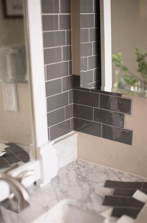 peel and stick vinyl tile for bathroom walls transform your bathroom with peel and stick tiles home