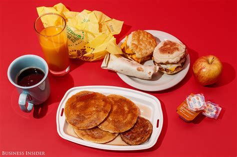 Mcd Breakfast mcdonald s has a new strategy in the fast food value wars