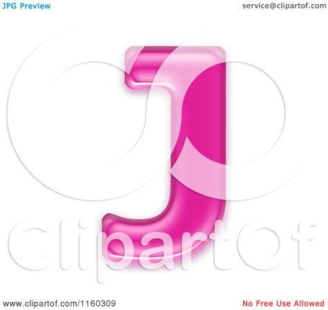 Free Illustration J Letter Alphabet Alphabetically clipart of a 3d pink jelly capital alphabet letter j