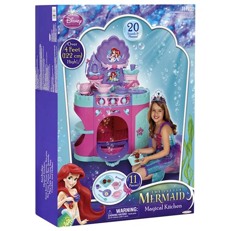 Princess Ariel Kitchen by Disney Princess Cinderella Fairytale Castle Disney Princess
