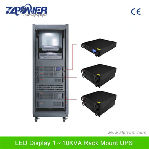 sell 19 inch rack mount ups shenzhen zlpower