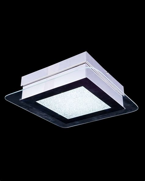 Square Ceiling Light Fixtures Aliexpress Buy 2015 New Modern Ceiling L Fashion Style Led Square Iron Flush Mount With