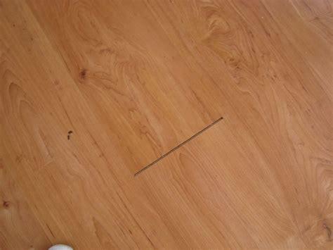 Laminate Flooring: Gaps In Laminate Flooring Fix