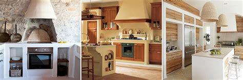 cucine piastrellate cucina in muratura 70 idee per cucine moderne rustiche